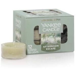 🕯Yankee Candle Tea Lights - Afternoon Escape